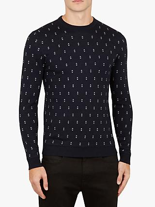Ted Baker Talkoo Crew Neck Jumper