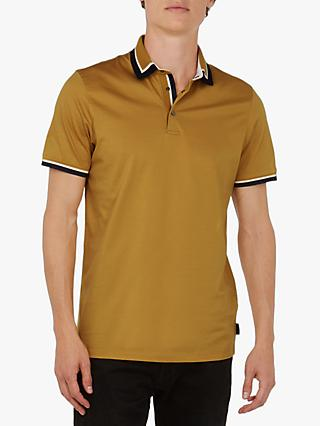 Ted Baker Gummy Detailed Polo Shirt