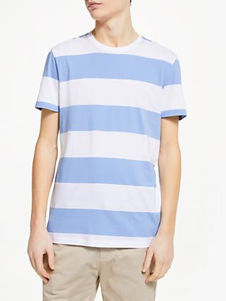 Kin Medium Bold Stripe Cotton T-Shirt