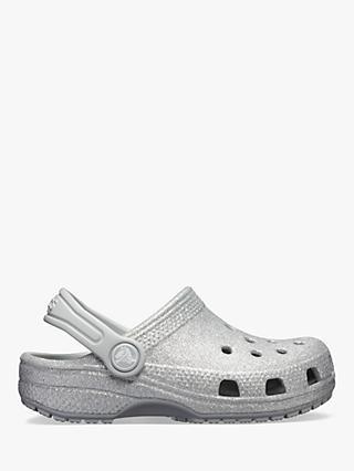 a40e602bf Crocs Children s Classic Glitter Croc Clogs