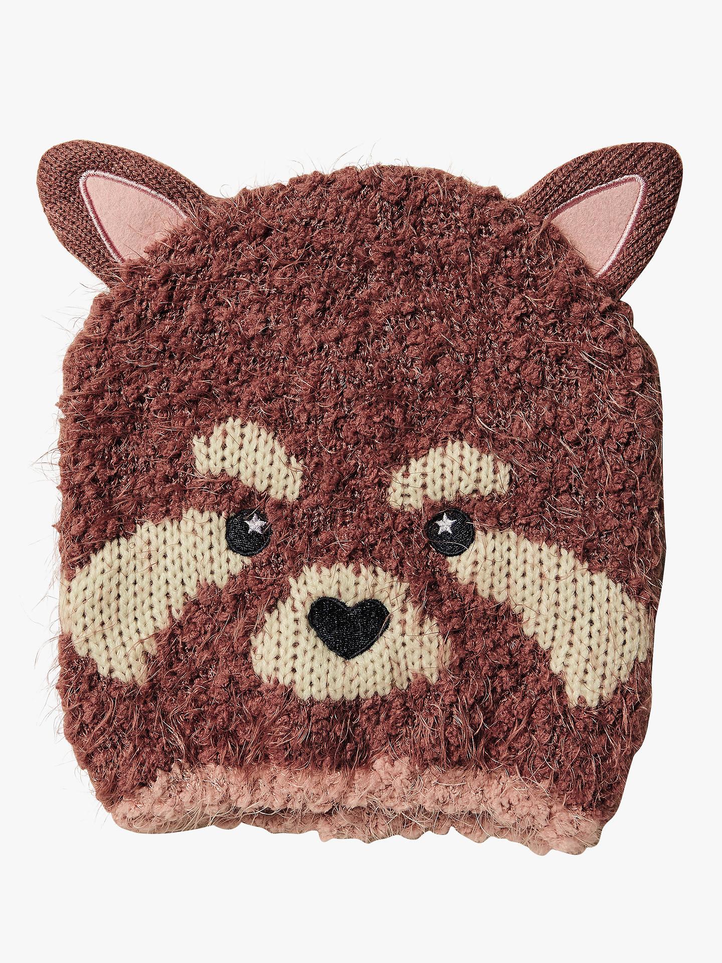 f4c222a0db1a1 Buy Fat Face Children s Penny Panda Beanie Hat