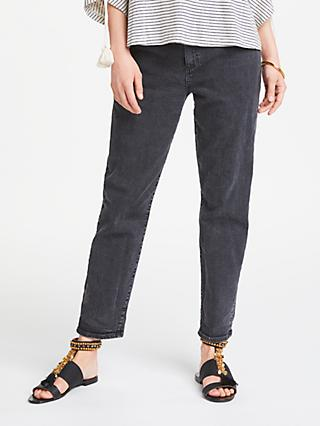 AND/OR Venice Beach Boyfriend Jeans, Charcoal