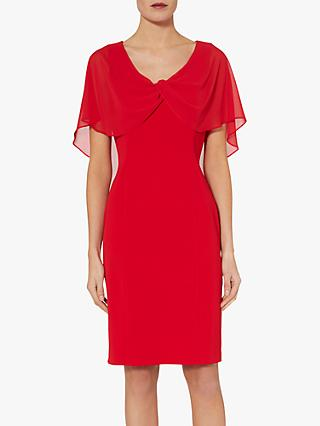Gina Bacconi Arwena Crepe Dress