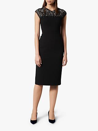 L.K.Bennett Hensley Dress, Black