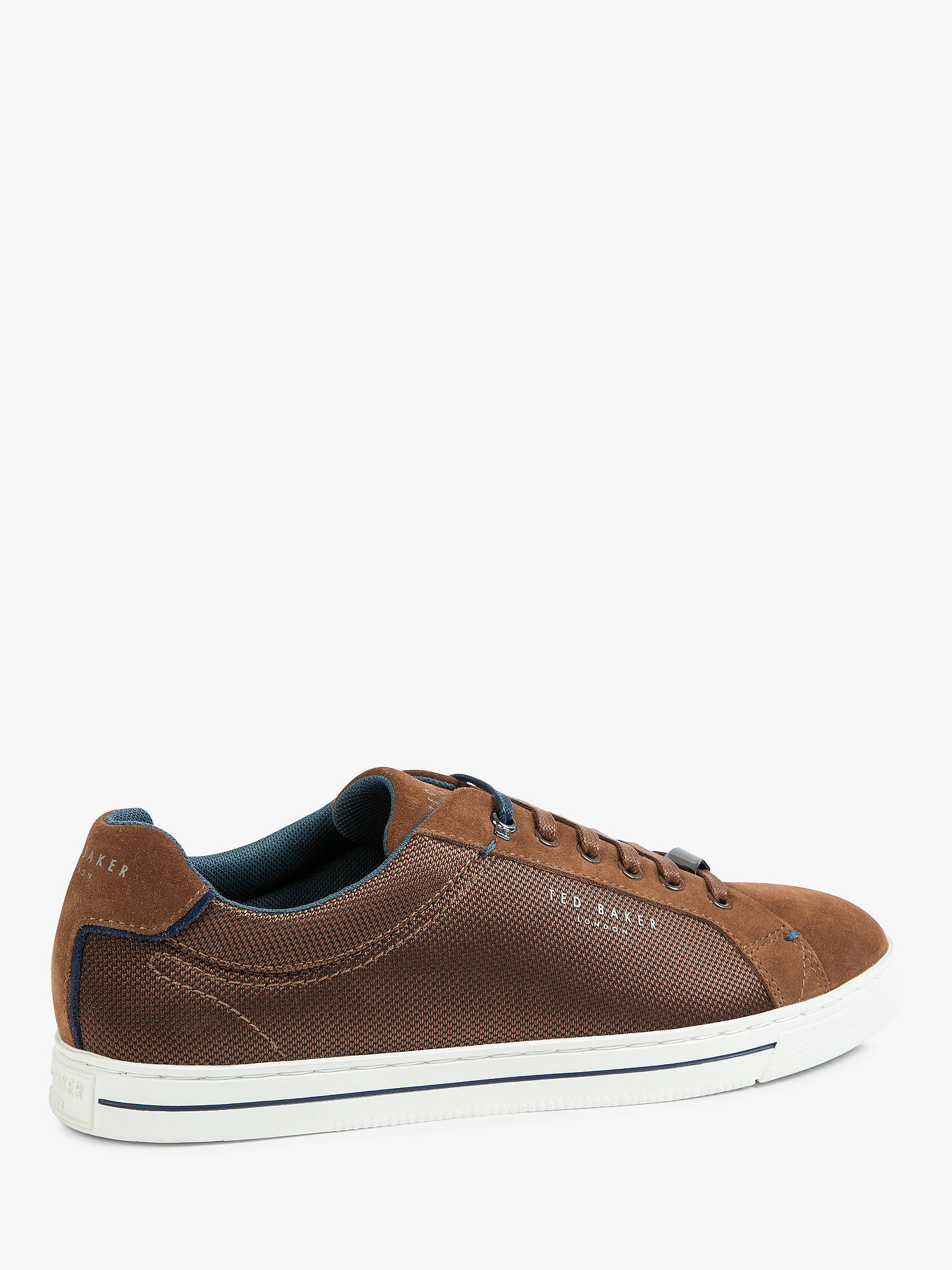 BuyTed Baker Eeril Trainers, Tan, 7 Online at johnlewis.com