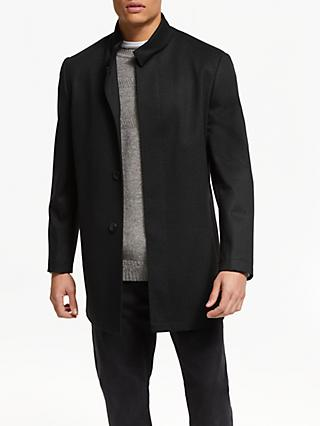John Lewis & Partners Funnel Neck Mac