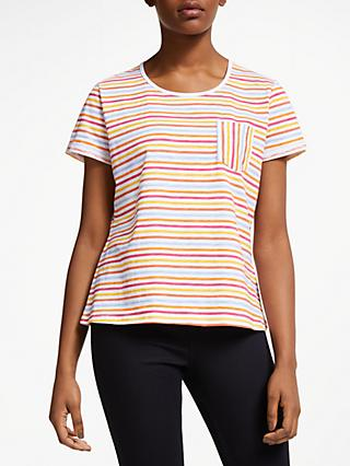 cbb75d6f1af Collection WEEKEND by John Lewis Stripe Patch Pocket T-Shirt