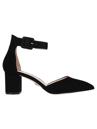Kurt Geiger London Burlington Block Heel Court Shoes