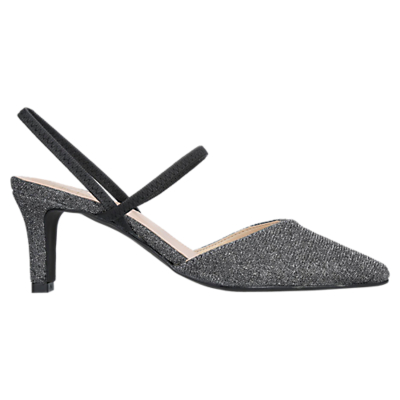 Carvela Asya Kitten Heel Slingback Court Shoes
