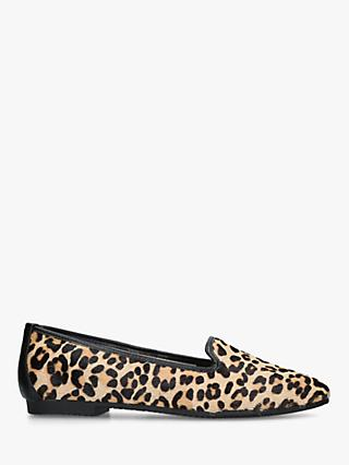 Carvela Mercy Flat Ballerina Loafers