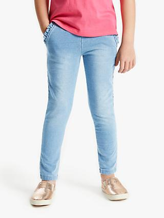 b8a9f6026d48f0 Girls' Trousers & Leggings | Girls Pants | John Lewis & Partners