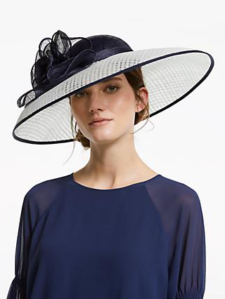 68b26dff384bb John Lewis   Partners Kristin Rose Disc Occasion Hat