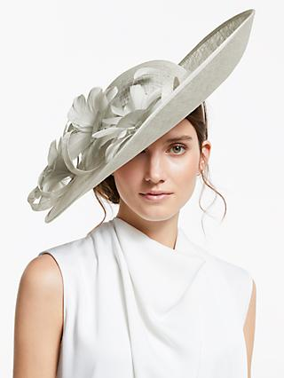 67f507e195a84 John Lewis   Partners Logan Flower Disc Occasion Hat
