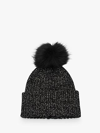 db974223ea2 French Connection Turn Bobble Beanie Hat