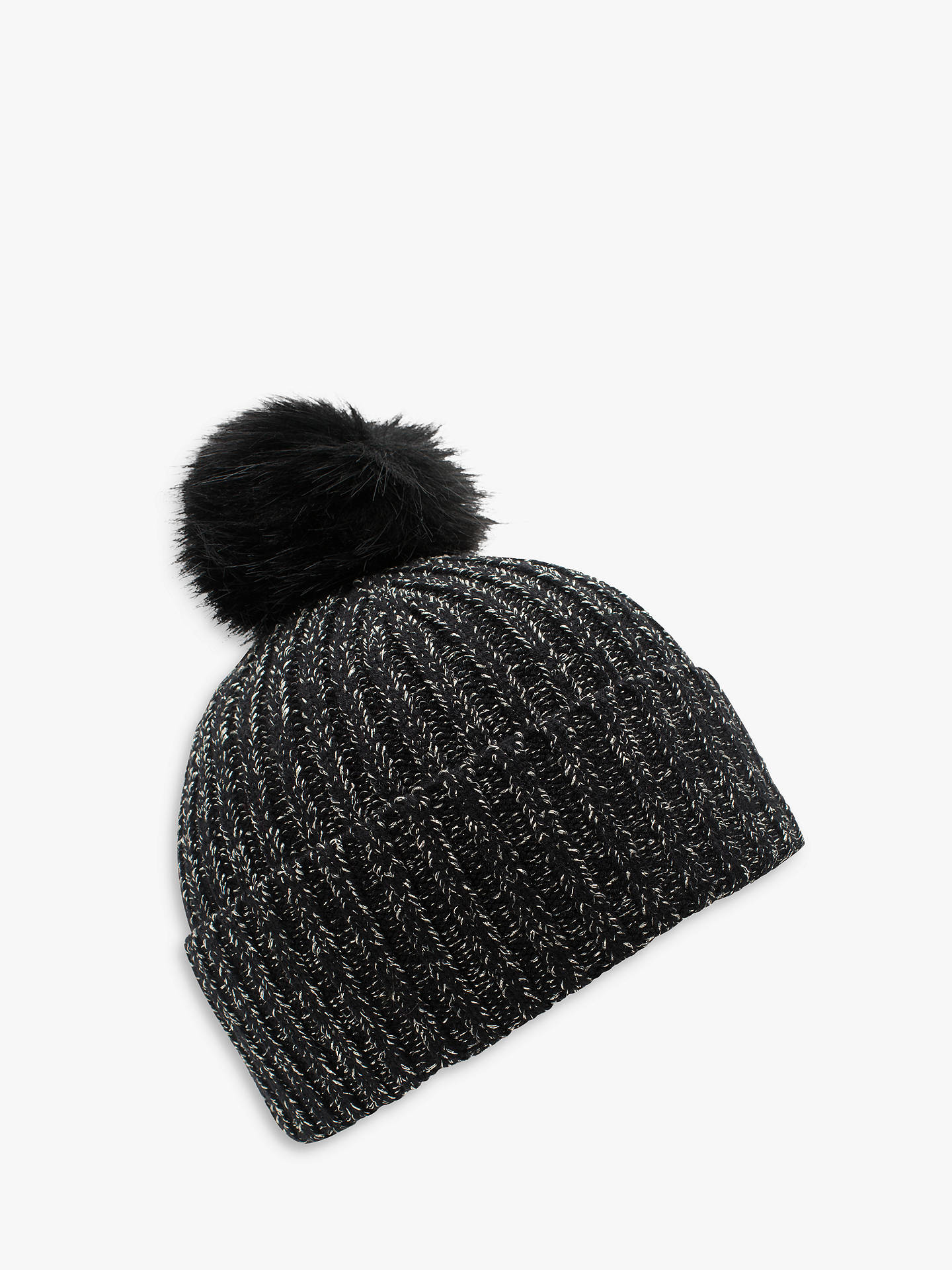 1ec6877374b ... BuyFrench Connection Turn Bobble Beanie Hat