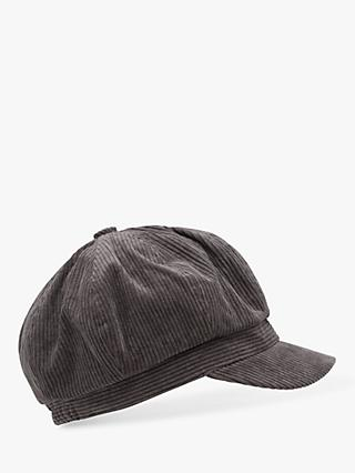 76bfc89e830 French Connection Corduroy Baker Boy Hat