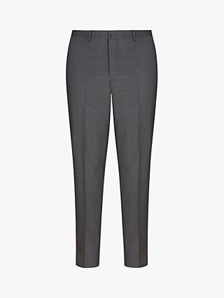 3d72119d6 Hackett London Windowpane Check Regular Fit Suit Trousers, Grey