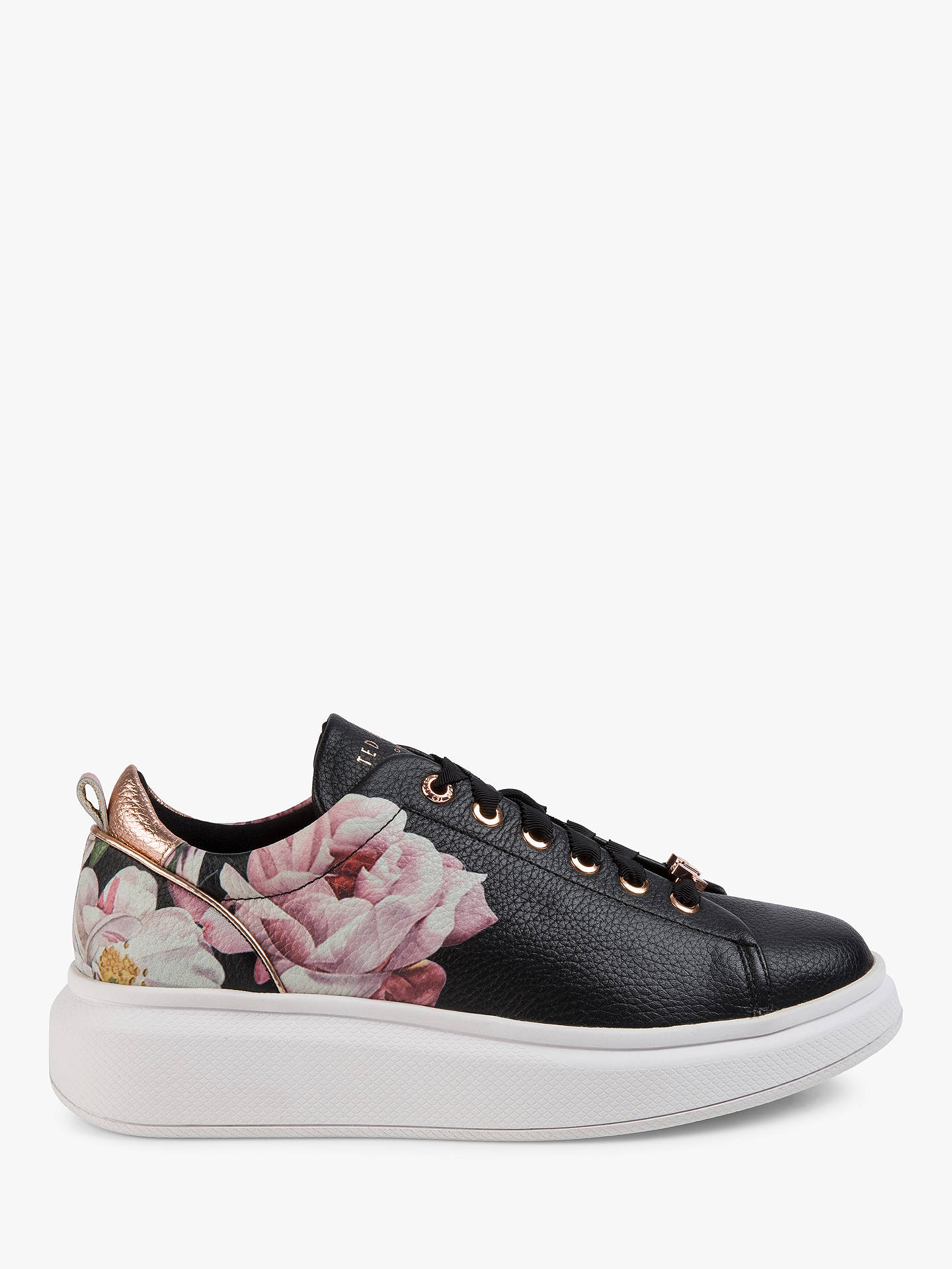 641f02dac7924 Buy Ted Baker Ailbe 2 Iguazu Leather Trainers