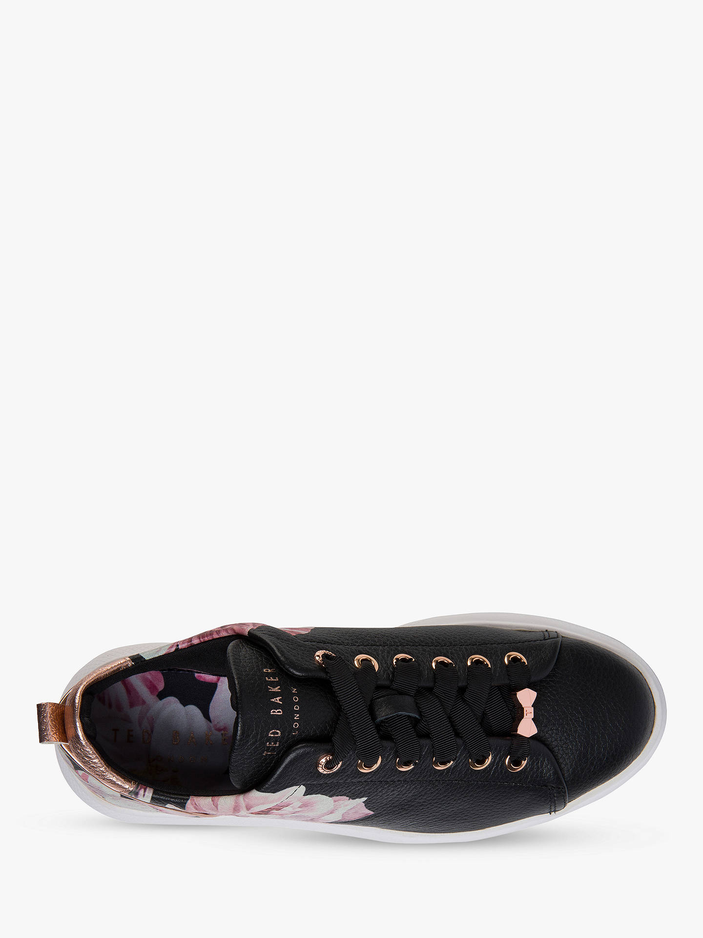 7b3620df73bd ... Buy Ted Baker Ailbe 2 Iguazu Leather Trainers