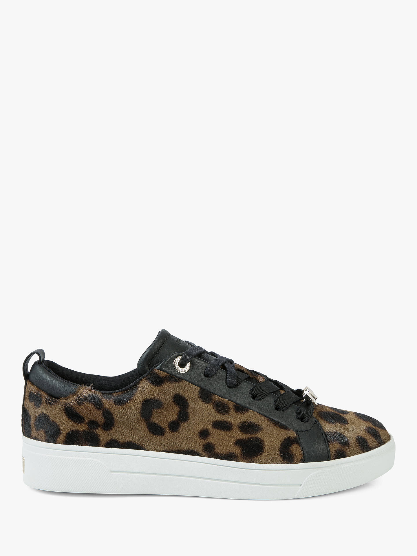 3cd3c69ddfc93 Buy Ted Baker Elzseel Lace Up Trainers