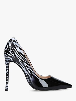 bf15bc87239128 Carvela Alice Stiletto Heel Court Shoes