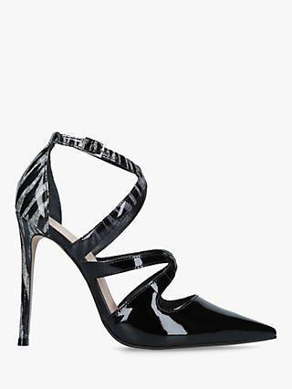 580e477af180e6 Carvela Amy 110 Leather Stiletto Heel Sandals
