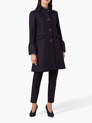 Hobbs Essie Coat, Navy
