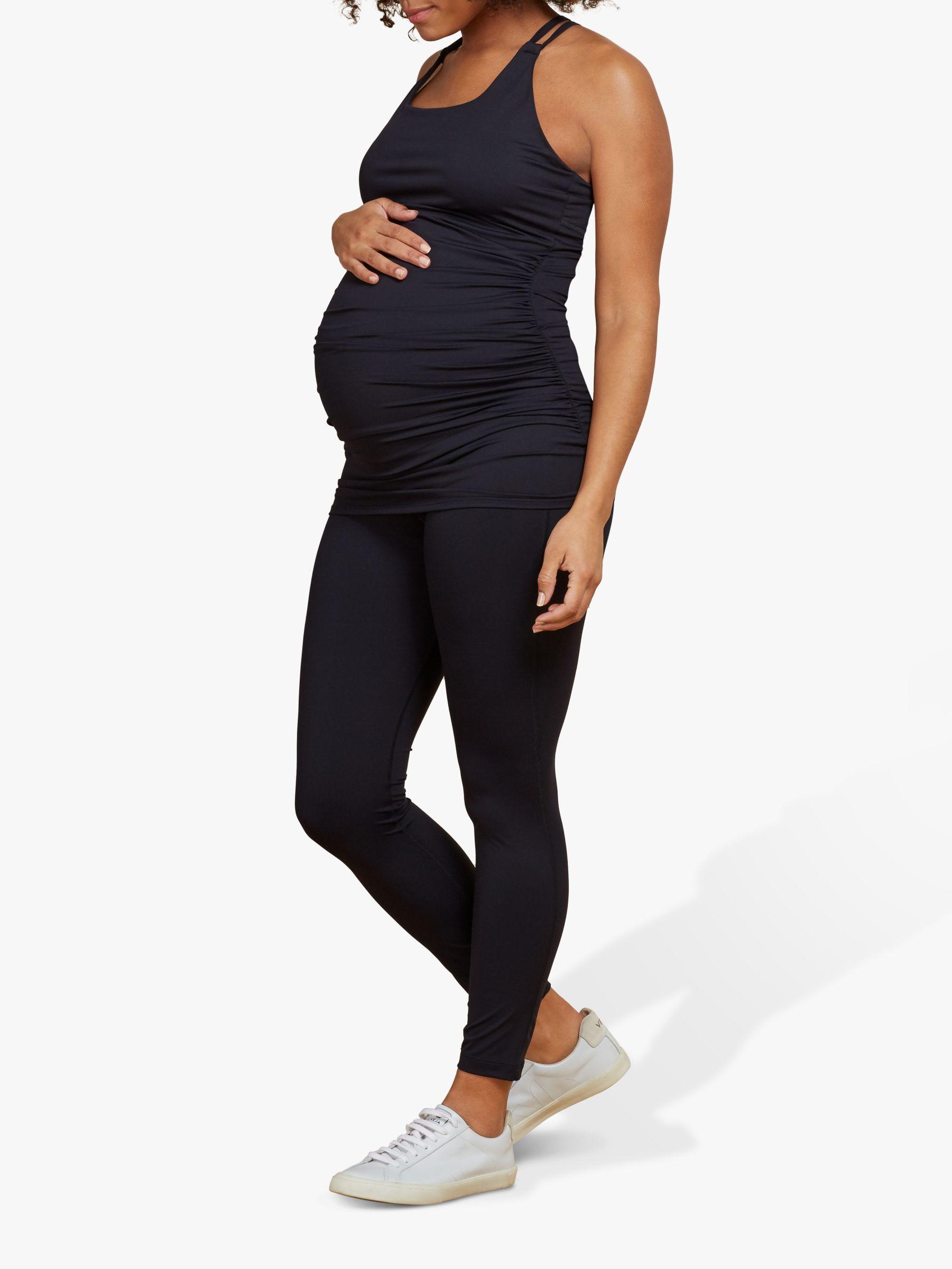 Isabella Oliver Isabella Oliver Active Maternity Leggings, Black
