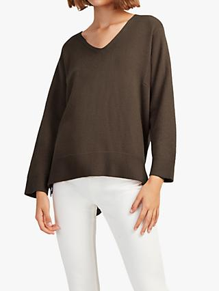 French Connection Ebba Vhari V-Neck Jumper