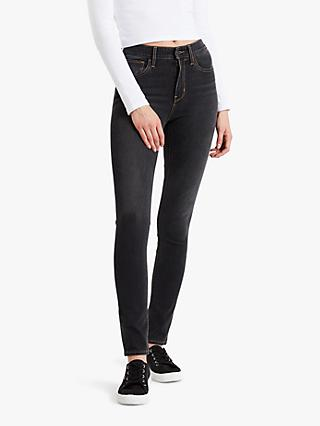 Levi's 721 High Rise Skinny Jeans, California Rebel