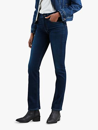 Levi's 724 High Rise Straight Jeans, Role Model
