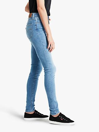 Levi's 724 High Rise Straight Jeans, Steal My Sunshine