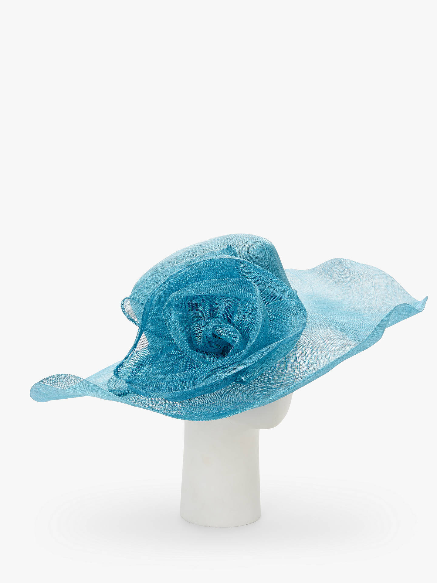 15d832bea0d66 ... Buy Suzanne Bettley Coco Wave Brim Occasion Hat