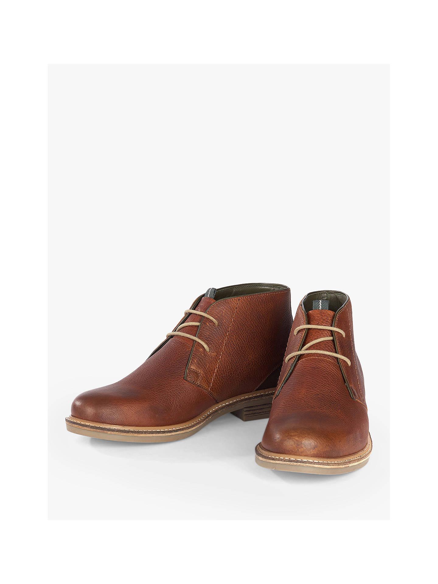 e98a44498aa Barbour Readhead Chukka Boots, Cognac