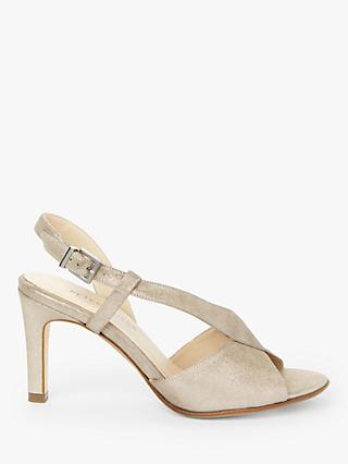 Peter Kaiser Oprah Stiletto Heel Slingback Sandals