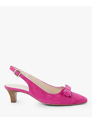 058329f0be9 Peter Kaiser Sona Bow Slingback Court Shoes