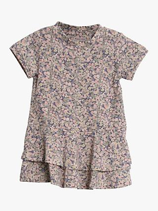 f459a234e3bf WHEAT Girls  Brynja Floral Dress
