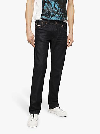 Diesel Larkee-Beex Regular Straight Jeans, Blue