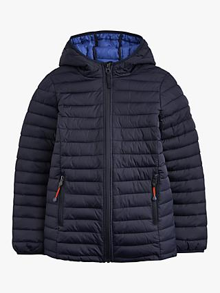 Little Joule Boys' Cairn Pack Away Jacket