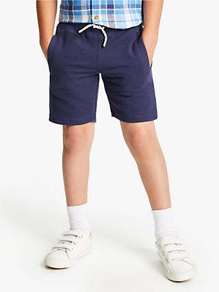 Little Joule Boys' Jersey Shorts, Navy