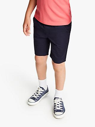Little Joule Boys' Shorts, Navy