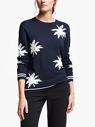 Marella Aladino Jumper, Midnight Blue