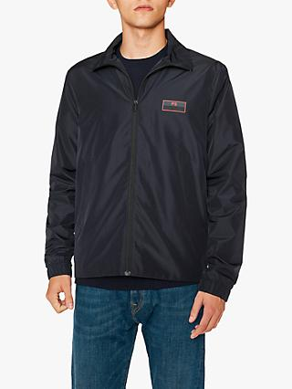 PS Paul Smith Showerproof Track Jacket, Navy