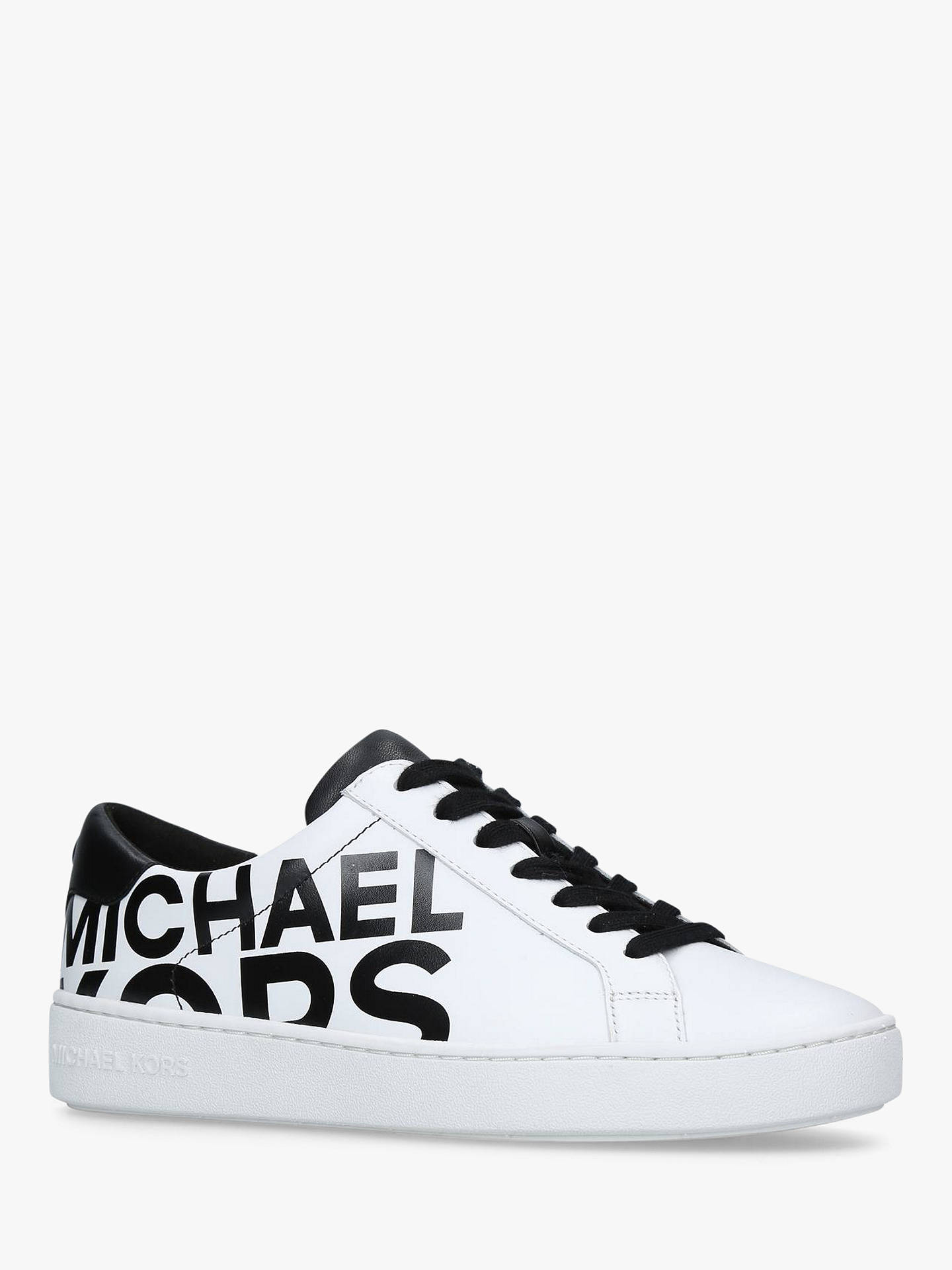 a142c5b61f86 Buy MICHAEL Michael Kors Irving Logo Trainers
