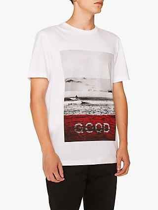 PS Paul Smith Good Short Sleeve Graphic T-Shirt 1950ba39a