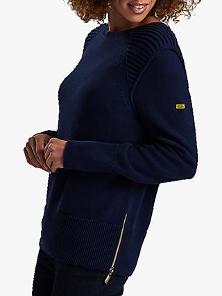 Barbour International Camier Jumper