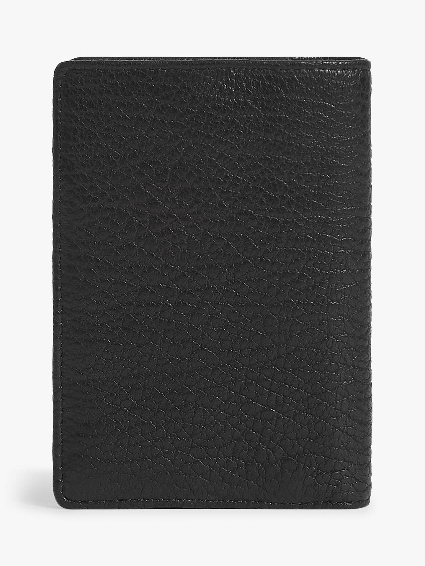 BuyAllSaints State Wallet, Onyx Black Online at johnlewis.com