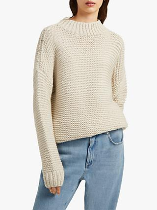 19fb2ca20225b3 French Connection Neve Links Knit Jumper