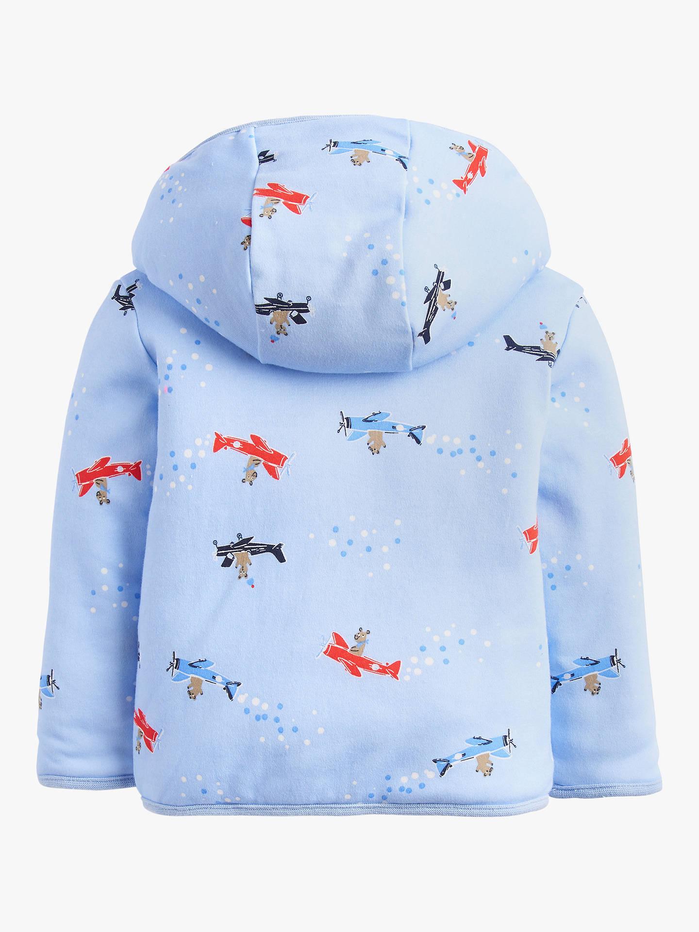 501b352088eb ... Buy Baby Joule James Bears Reversible Jacket, Blue, 0-3 months Online  at ...
