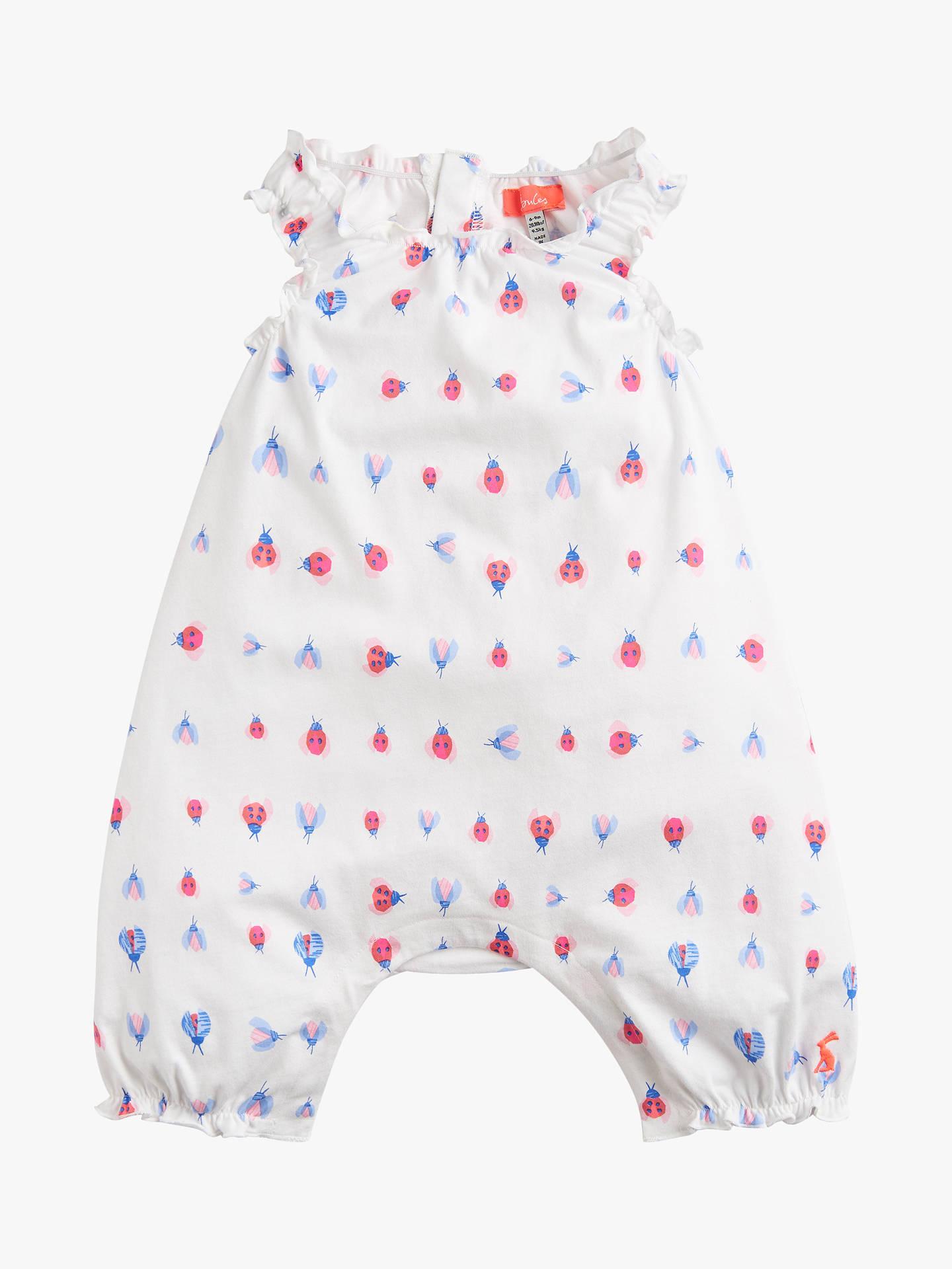 b6a9b13810a Buy Baby Joule Lottie Jersey Printed Babygrow